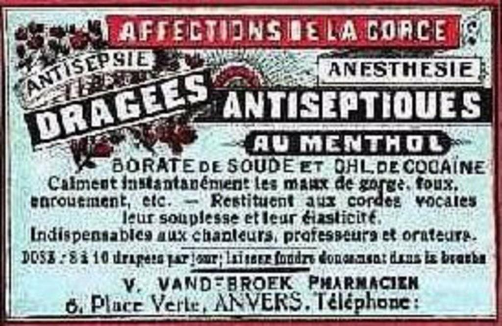 drogas medicinales
