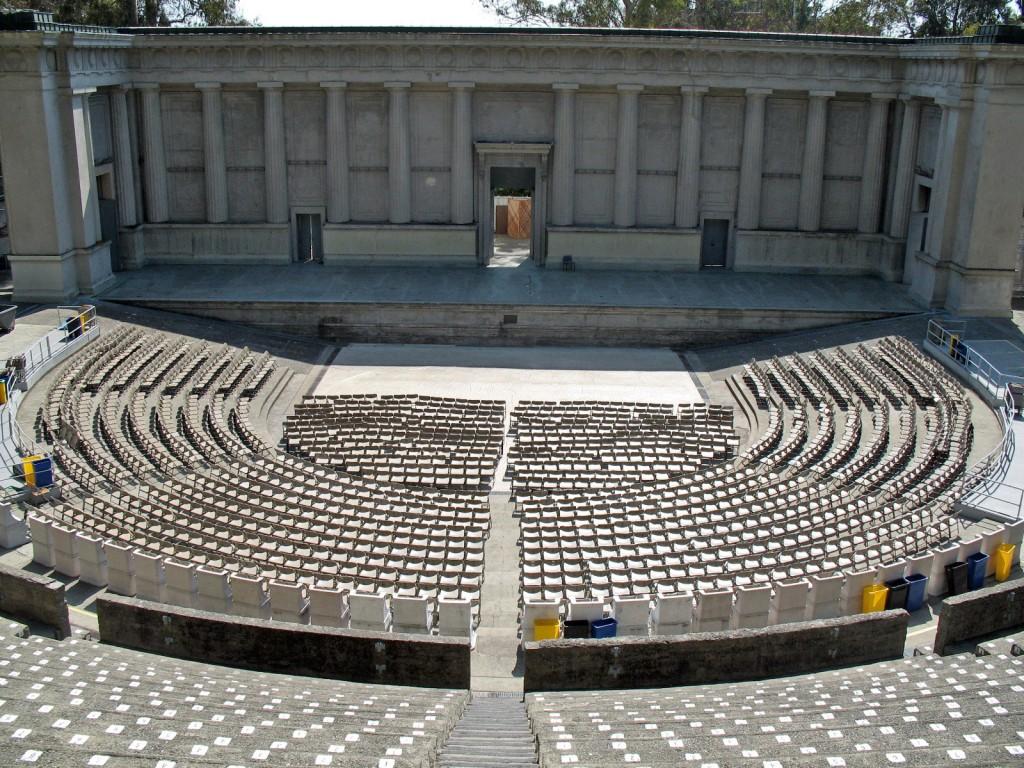 Hearst Greek Theatre, University of California, Berkeley