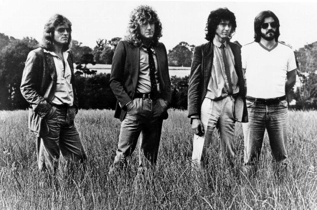 Photo of Led Zeppelin