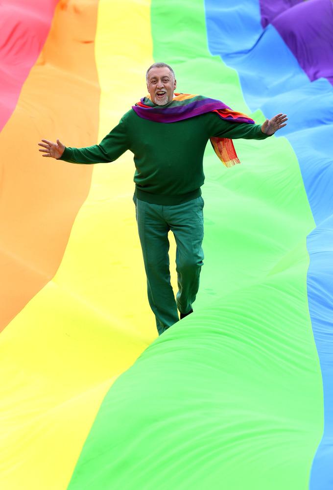 Rainbow Flag Creator In Ireland