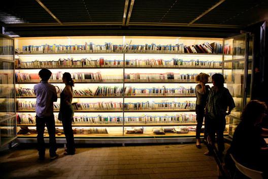 Biblioteca Tel aviv aire libre 1