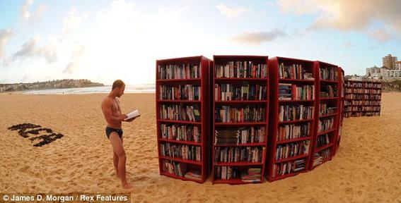 Billy ikea libreria aire libre