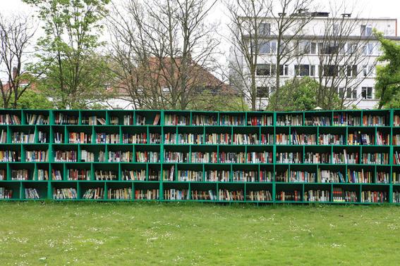 Bookyard libreria aire libre 1