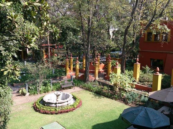Jardin sonoro Fonoteca aire libre
