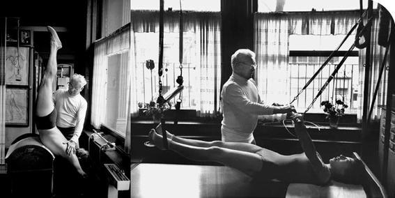 Joseph Hubnertus Pilates