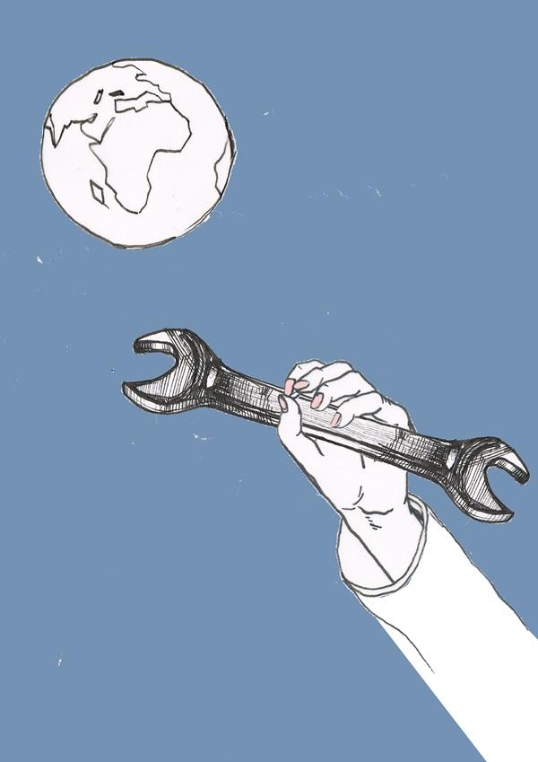 La herramienta del mundo