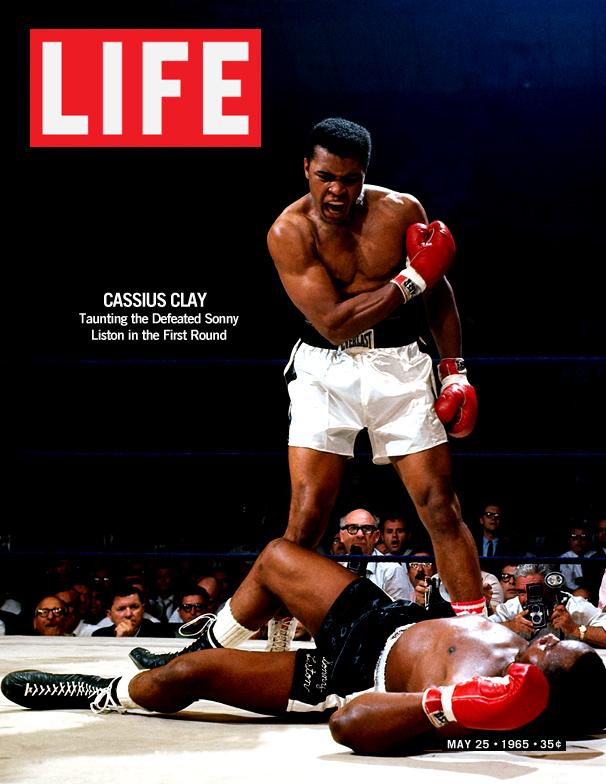 Life revista Ali
