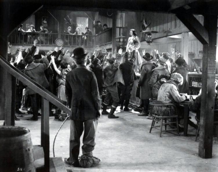 Peliculas favoritas Luis Buñuel chaplin