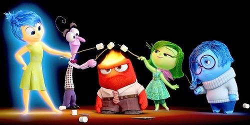 Pixar mejores momentos intensamente