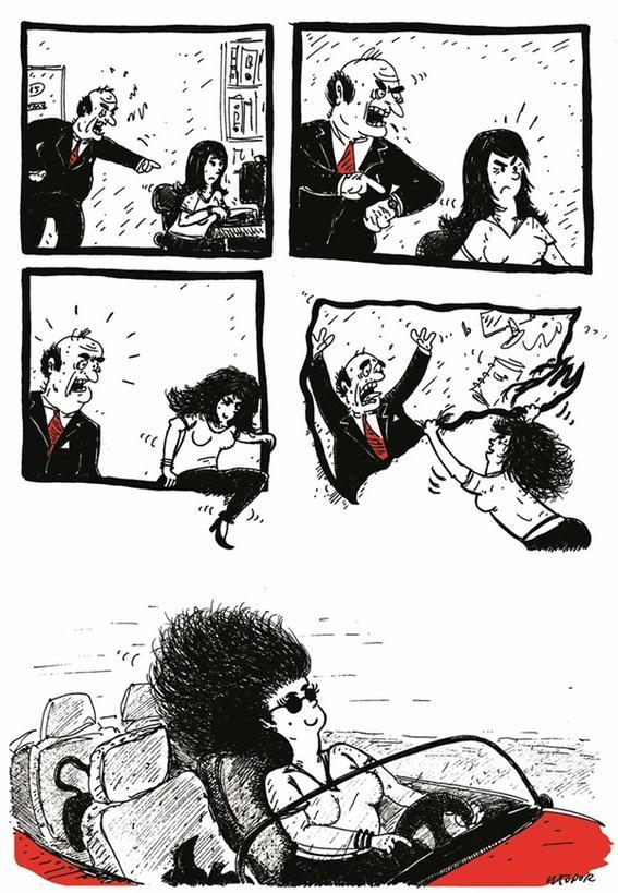 cosas divertidas violencia en los dibujos animados