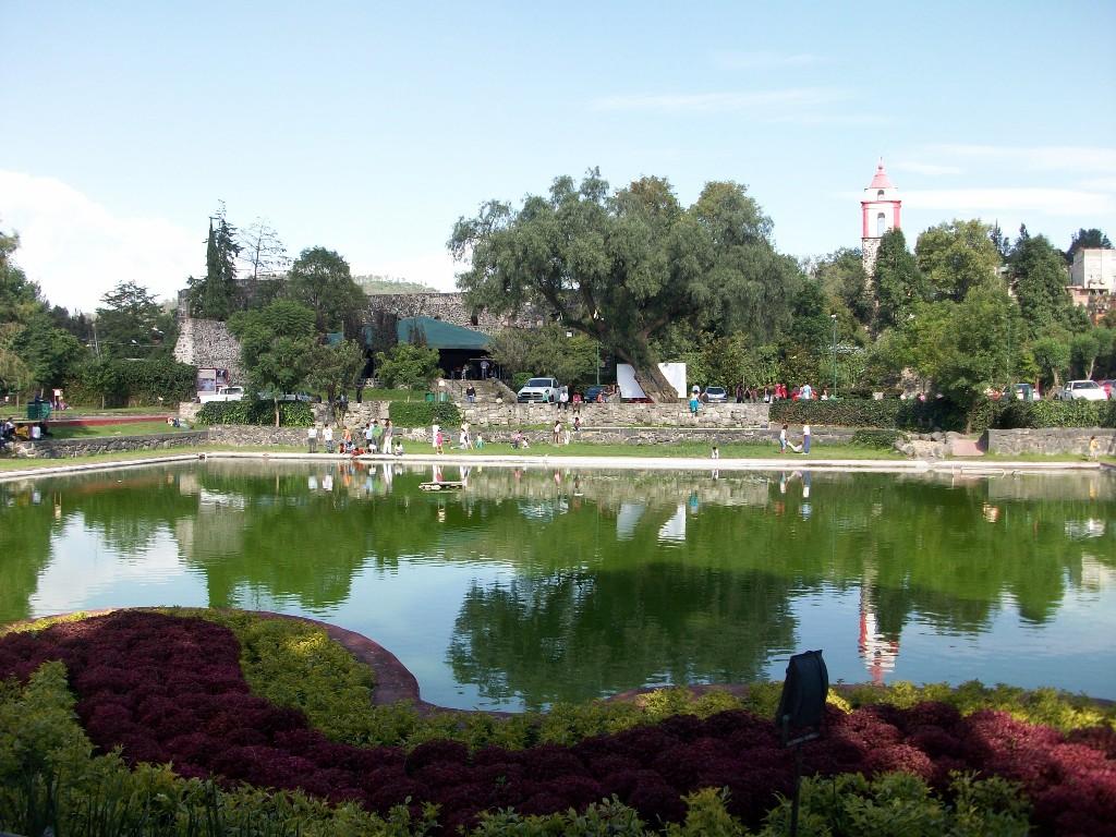 Paraísos citadinos: lugares que no creerás que hay en la Ciudad de México 0