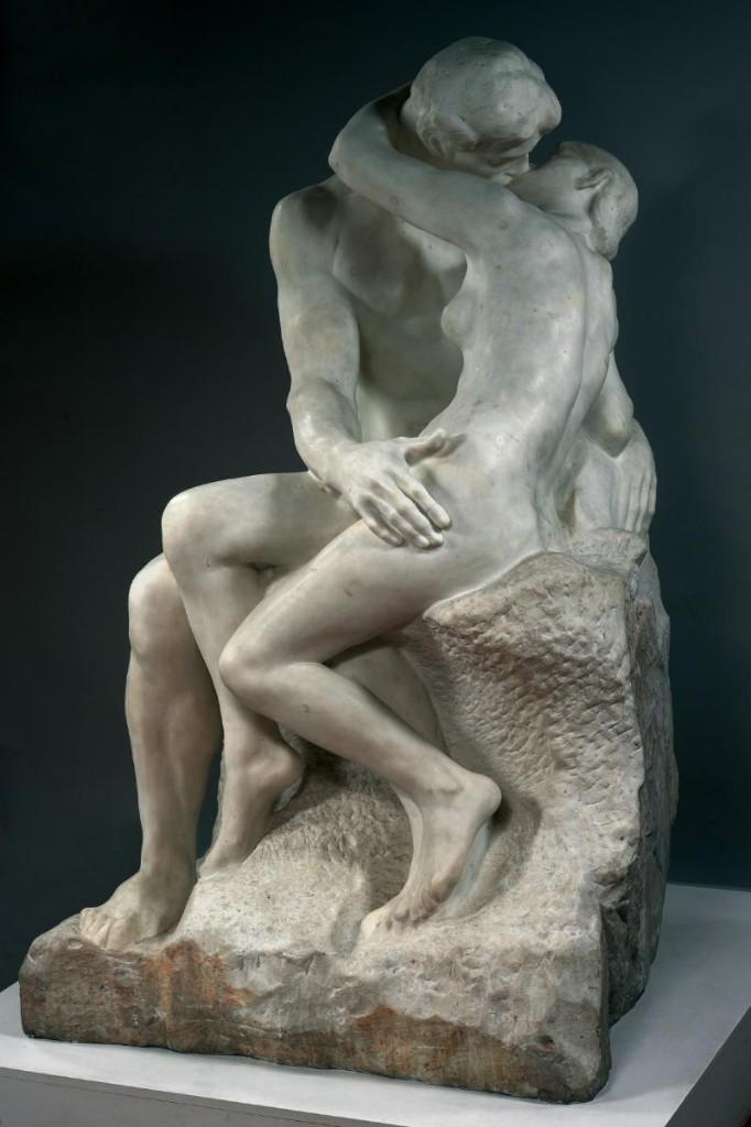 El beso Rodin