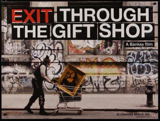 exit through the arte historia