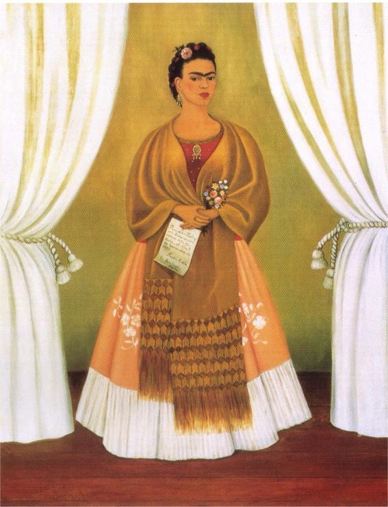 Frida a trotsky