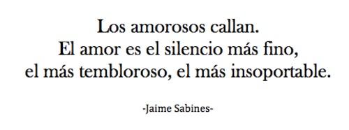 Los Amorosos Cartas A Chepita De Jaime Sabines Letras Letras