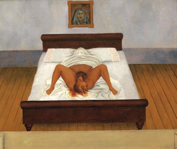 Mi nacimiento frida kahlo