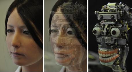 robots femeninos