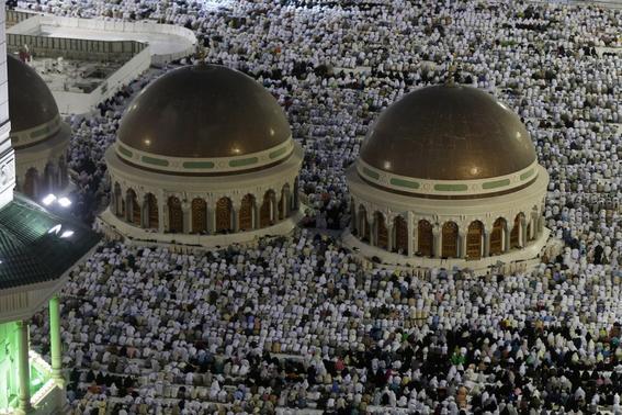 Musulmanes meca