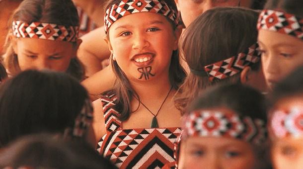 niños-maories