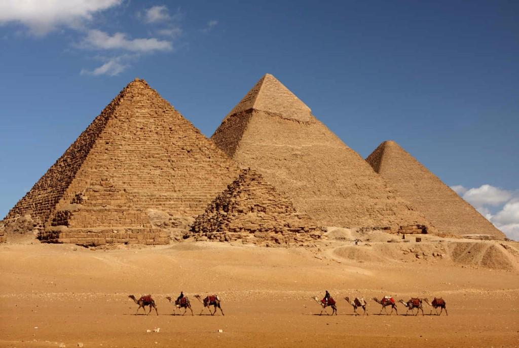 Piramide giza