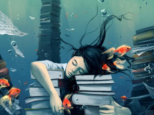 soñando libros