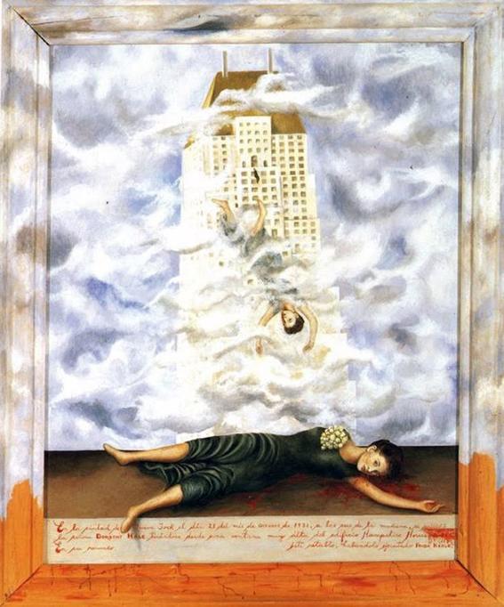 Suicidio Dorothy Hale