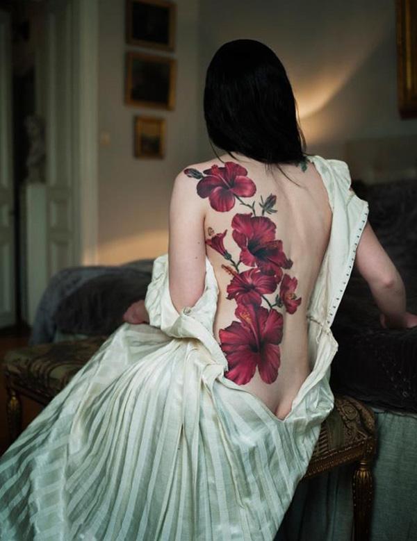 tatuaje-flores