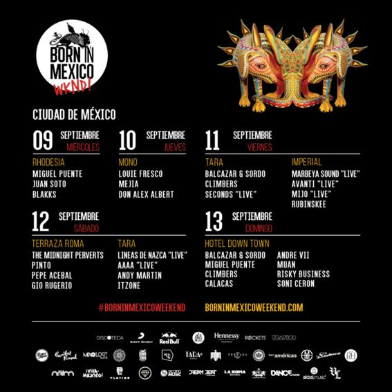 born in mexico 2015