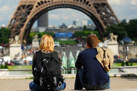 Mochileros Paris