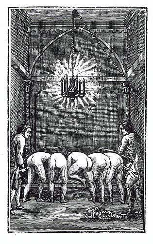 Ilustracion marques sade cuerpos