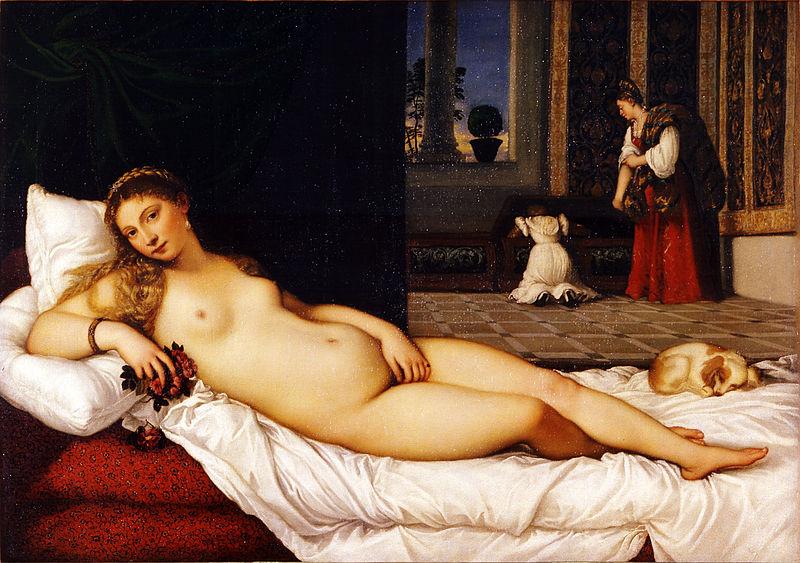 La Venus de Urbino