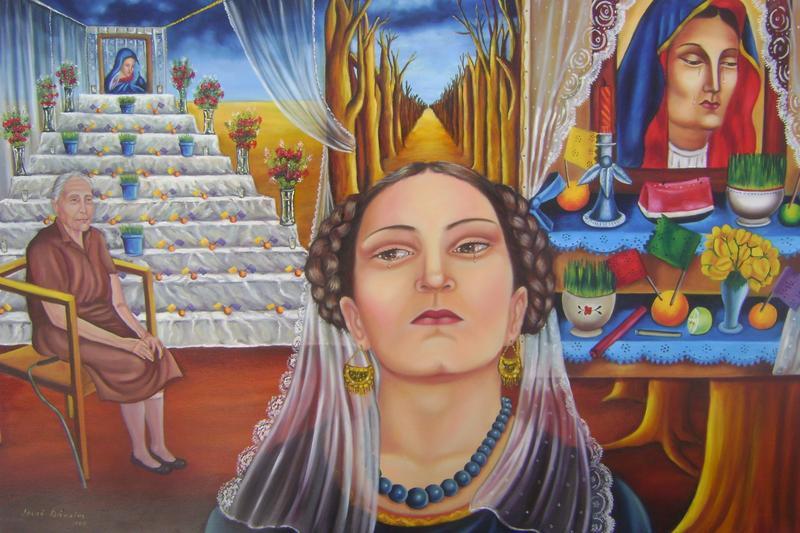 Mejores artistas mexicanos maria izquierdo