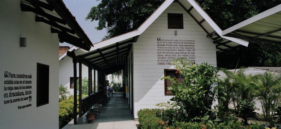 Museo Literario Garcia marquez