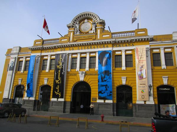 Museo literario peru