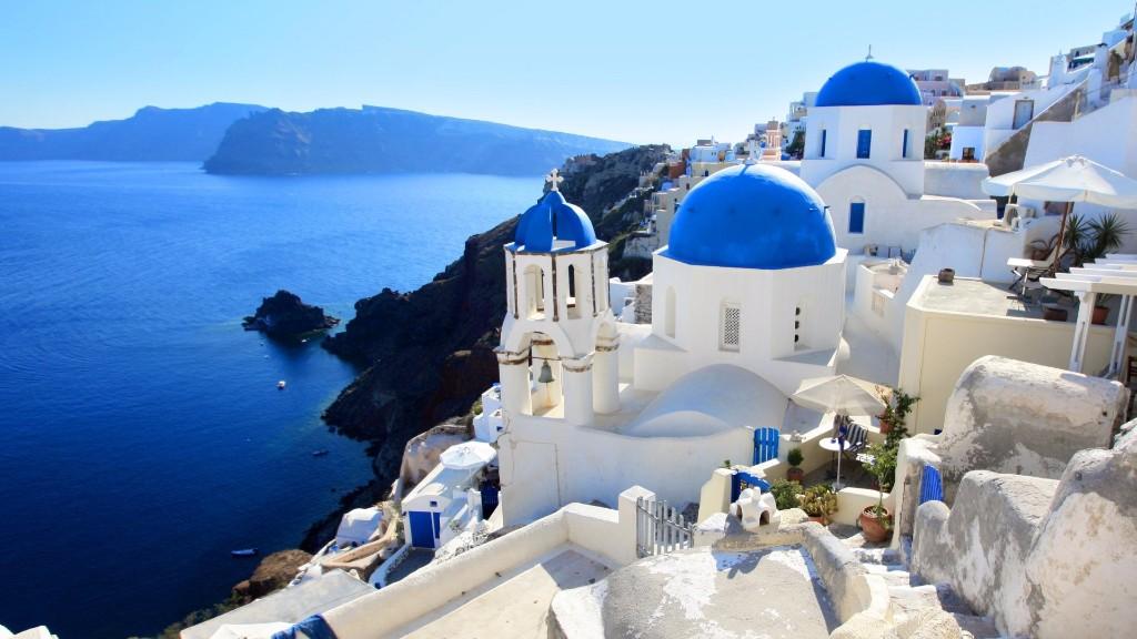Viajes Europa santorini
