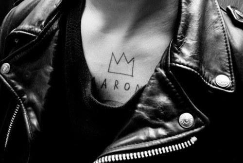 basquiat tatuaje