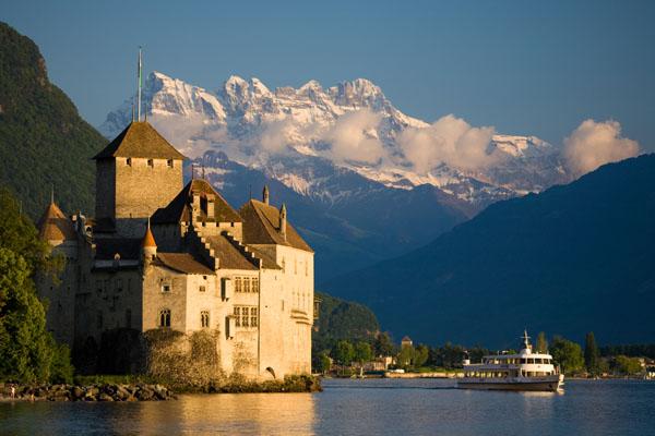 castillo chillon