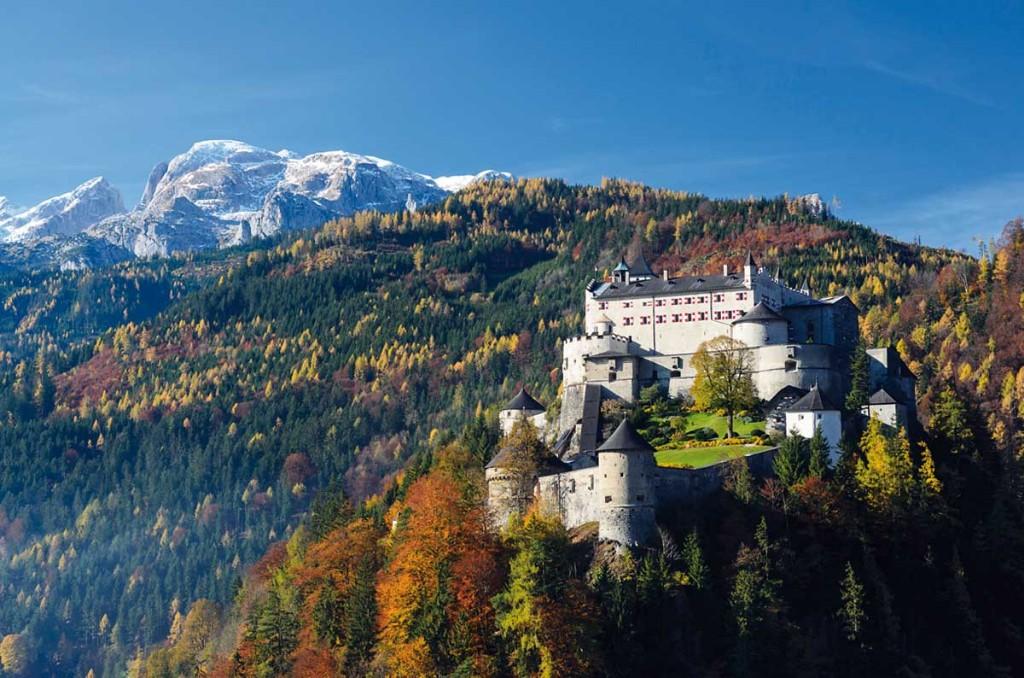 castillo hohenwerfen