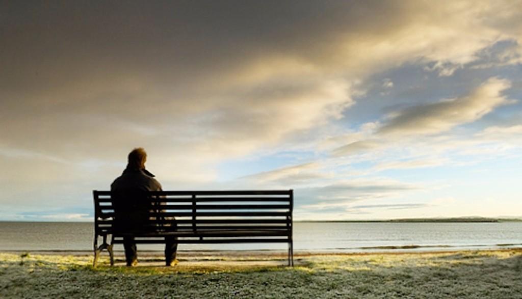 introvertido solo