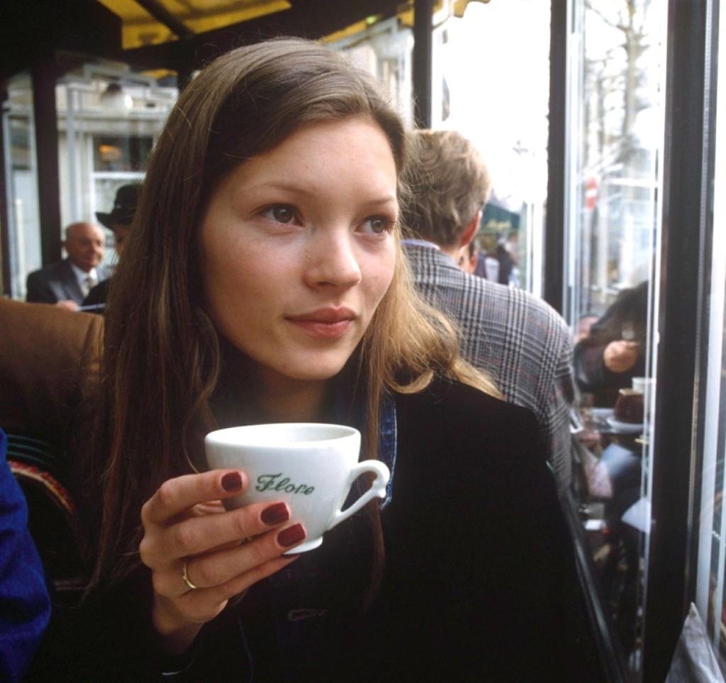 KATE MOSS TEA
