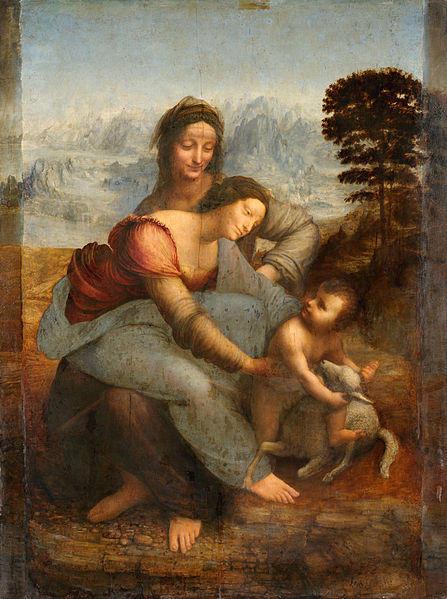 obras de leonardo da vinci mejores obras de Leonardo da Vinci