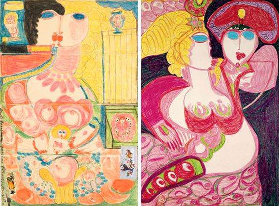 pintores enfermos mentales Cultura Colectiva 5