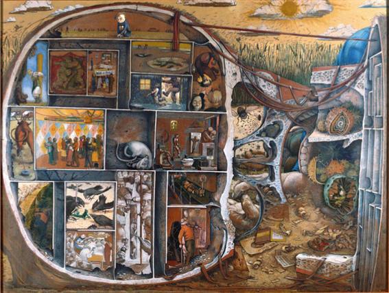 pintores enfermos mentales Cultura Colectiva 99