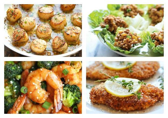 7 comidas que puedes preparar en menos de 20 minutos comida for Comidas rapidas de preparar