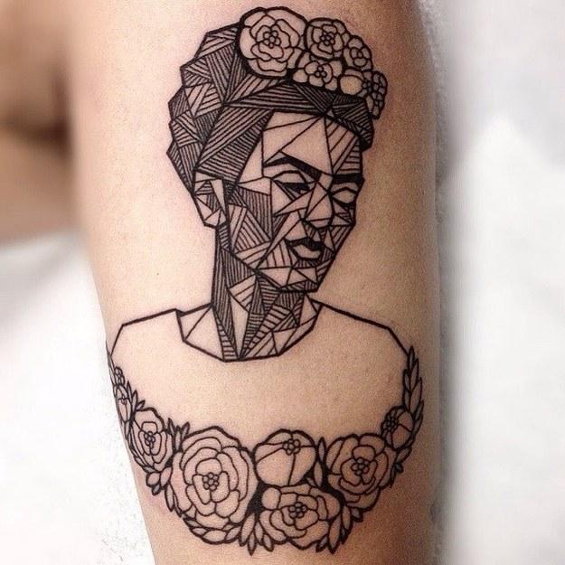 tatuajes inspirados en obras