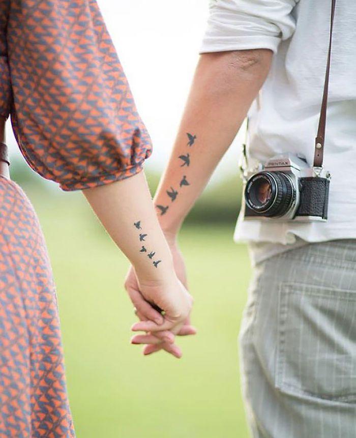 tatuajes aves