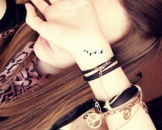 tatuajes en la muneca 8