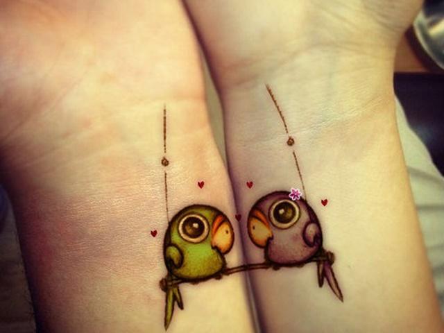 tatuajes pajaros