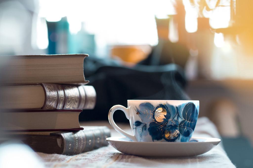 Frases Para Hacerle El Amor Al Cafe Y La Literatura Letras Letras