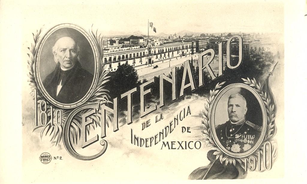 Centenario independencia